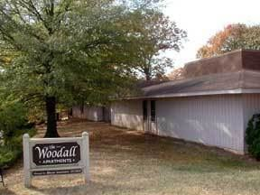 Woodall Apartments.